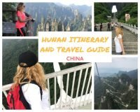 hunan itinerary and travel guide
